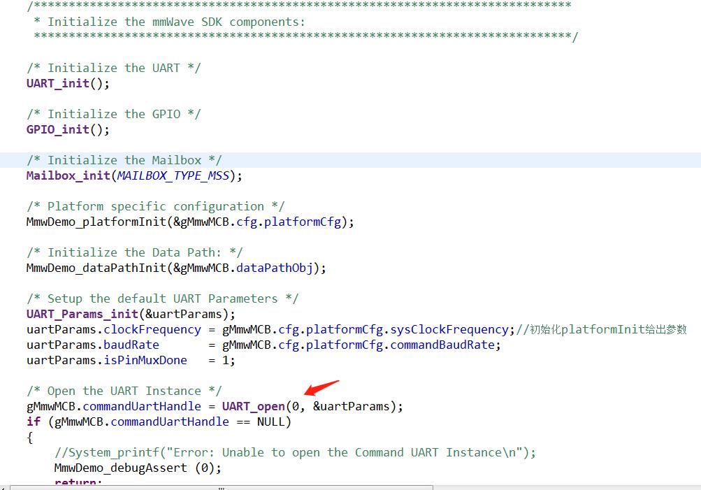 IWR6843 串口問題 - 其它模擬產品 - 其它模擬產品 - E2E™ 中文支持論壇