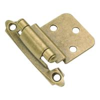 Hickory Hardware Self-Closing Surface Hinges with 3/8 ...