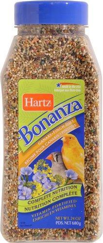 Hartz Bonanza Canary and Finch Food 24 oz at Menards