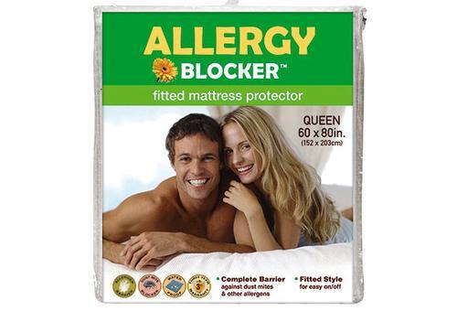 Allergy Blocker Allergy Relief 60 X 80 Fitted Mattress