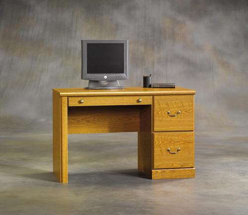 Sauder Orchard Hills 47 Carolina Oak Computer Desk at