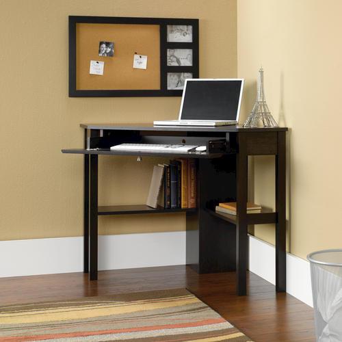 Sauder Select Cinnamon Cherry Corner Computer Desk at Menards