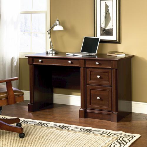 Sauder Palladia Select Cherry Computer Desk at Menards