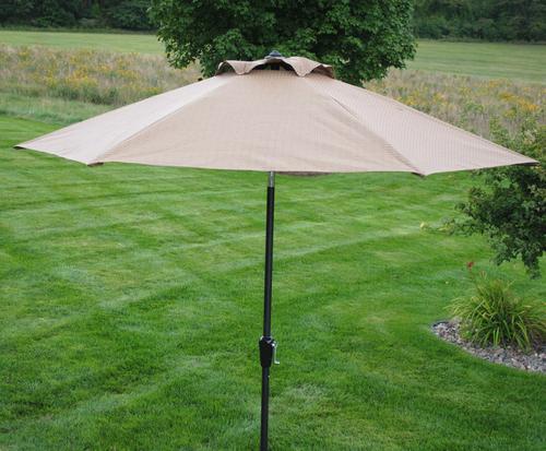 Backyard Creations Lexington Umbrella at Menards