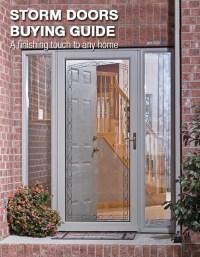 Storm Doors Buying Guide at Menards