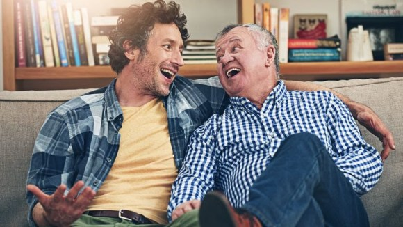 Men all over the country will be sharing their dad jokes on Father's Day