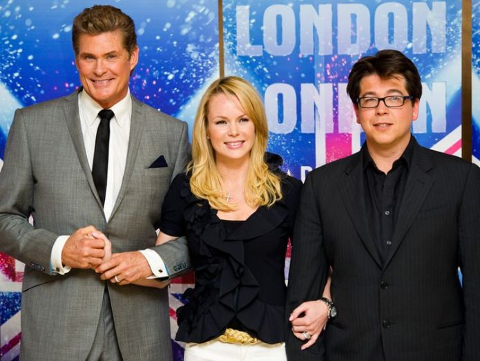 Amanda Holden in plea to find 'scumbag' moped gang who attempted to rob woman Amanda Holden in plea to find 'scumbag' moped gang who attempted to rob woman Britain s Got Talent David Hasselhoff Amanda  2585242