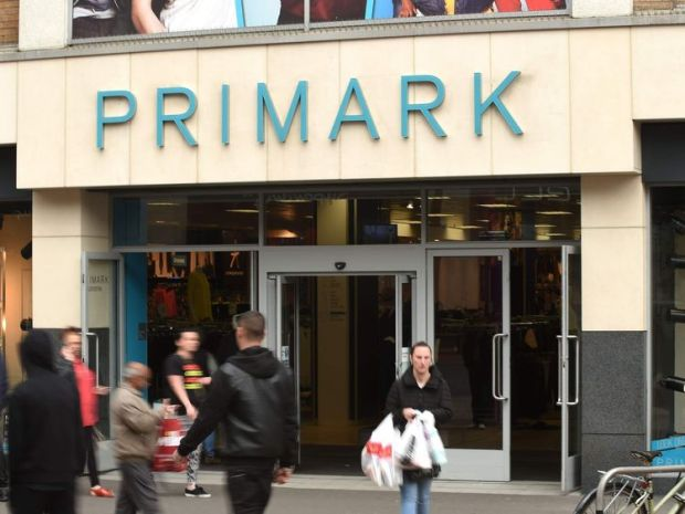 The Primark store in Humberstone Gate, Leicester