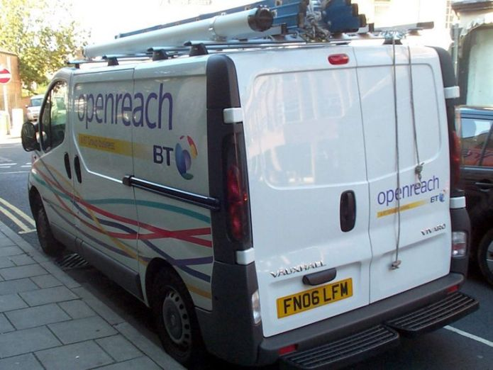 Openreach van, part of the BT Group BT must slim down to face future challenges BT must slim down to face future challenges bt openreach van 1 2048x1536 3409396