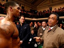 Michael Watson was in a coma for 40 days in 1991