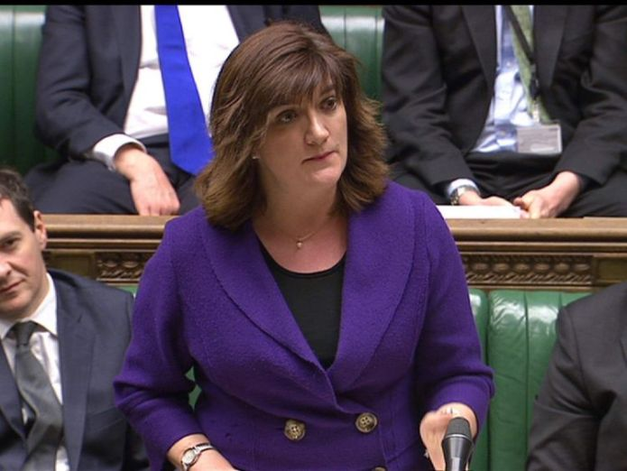 Education Secretary Nicky Morgan MP  TSB boss steps down after 'challenging last few months' cegrab 20160317 163235 674 1 2048x1536 3438871