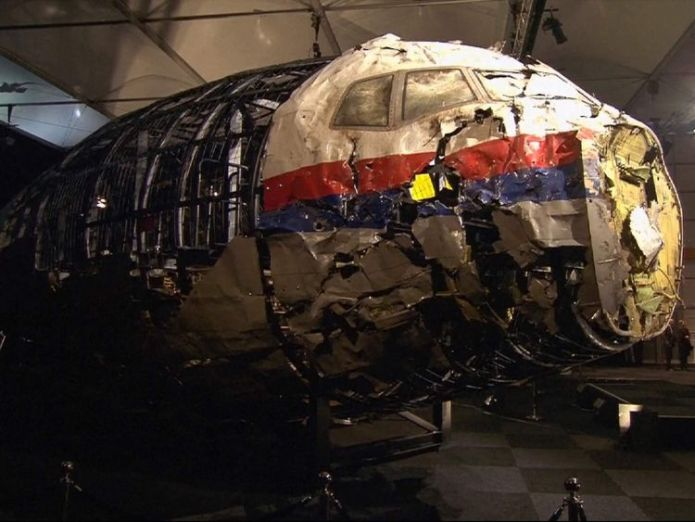 Fragments of the plane were reconstructed by investigators Putin dismisses MH17 findings and says 'of course' Russia is not to blame for tragedy Putin dismisses MH17 findings and says 'of course' Russia is not to blame for tragedy cegrab 20151013 120613 0 1 2048x1536 3468531
