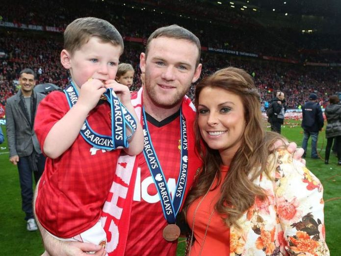 Wayne Rooney, with wife Coleen and son Kai Wayne Rooney and wife Coleen expecting fourth baby Wayne Rooney and wife Coleen expecting fourth baby 168612741 1 3658634