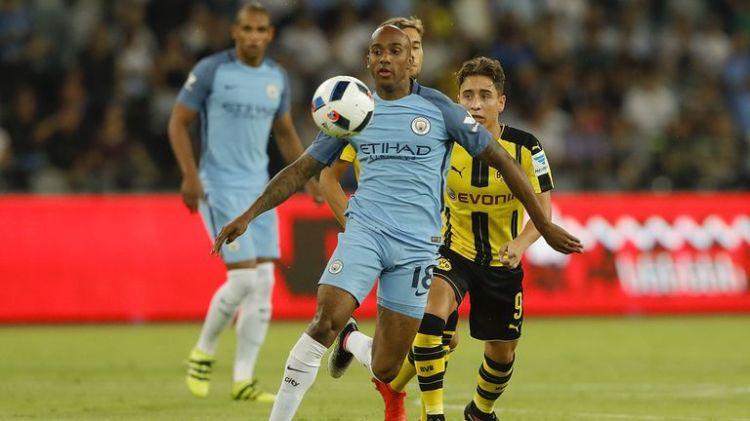 Borussia Dortmund Vs Manchester City 2016