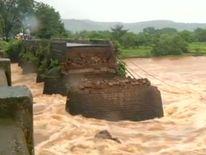 The collapsed bridge