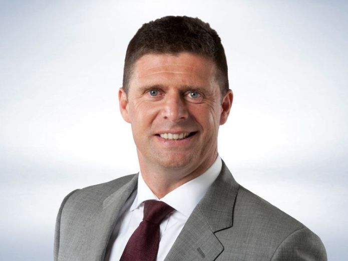 Football expert and pundit, Niall Quinn Widely mocked Cristiano Ronaldo statue replaced by new model at Madeira Airport Widely mocked Cristiano Ronaldo statue replaced by new model at Madeira Airport niall quinn sky sports football pundit 3766144
