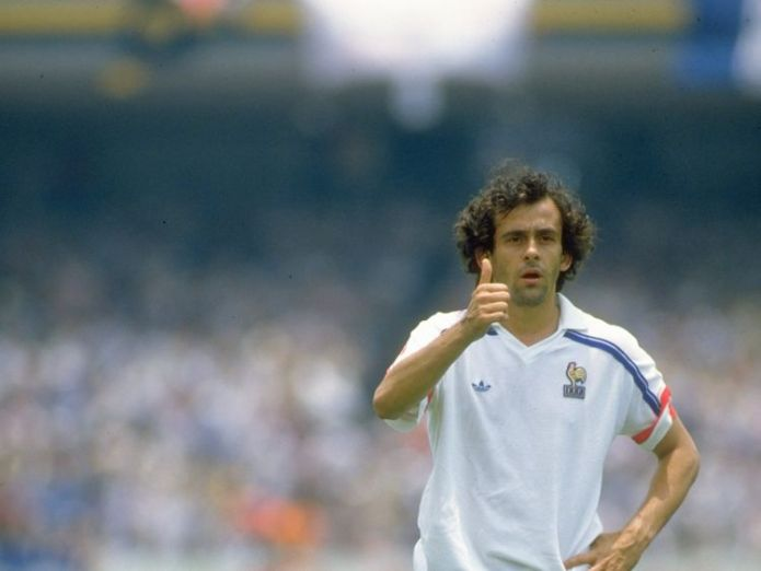 Platini during the 1986 World Cup in Mexico Platini admits draw for 1998 World Cup was fixed so France faced Brazil in final Platini admits draw for 1998 World Cup was fixed so France faced Brazil in final michel platini france 1986 world cup 3785936