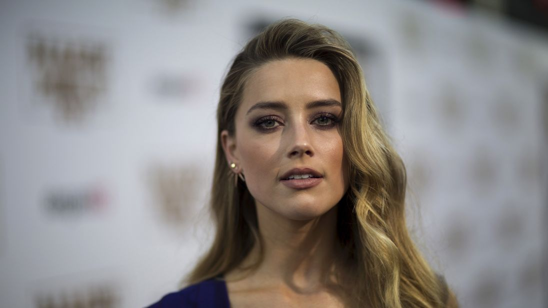 Amber Heard sued for $10m in lawsuit over London Fields film