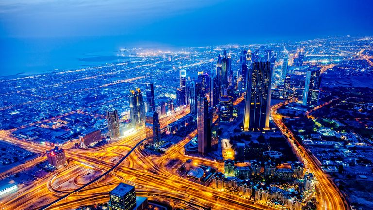 Case dropped against British tourist who reported 'rape' in Dubai | World News | Sky News