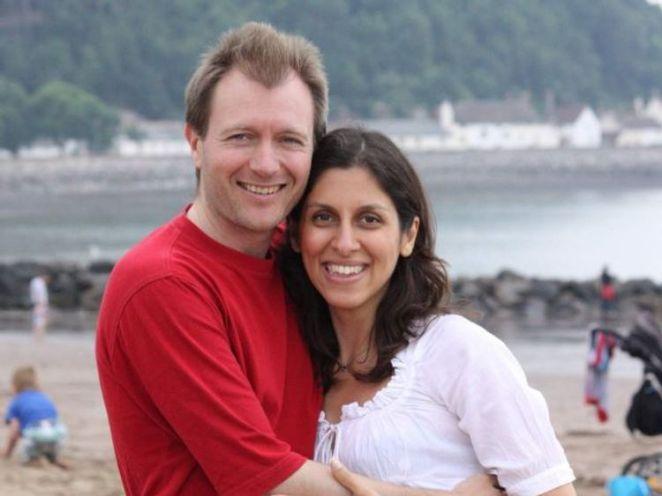 Husband: 'Nazanin Distraught Over Jailing'