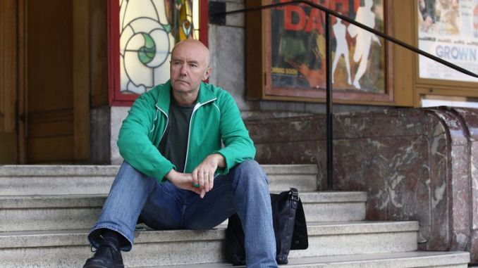 Both Trainspotting and T2 are based on novels by Irvine Welsh
