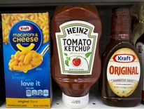 Kraft Foods and Heinz merged in 2015