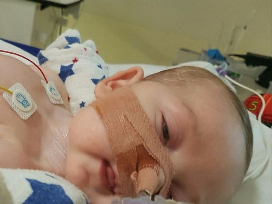 No cure currently exists for Charlie's condition