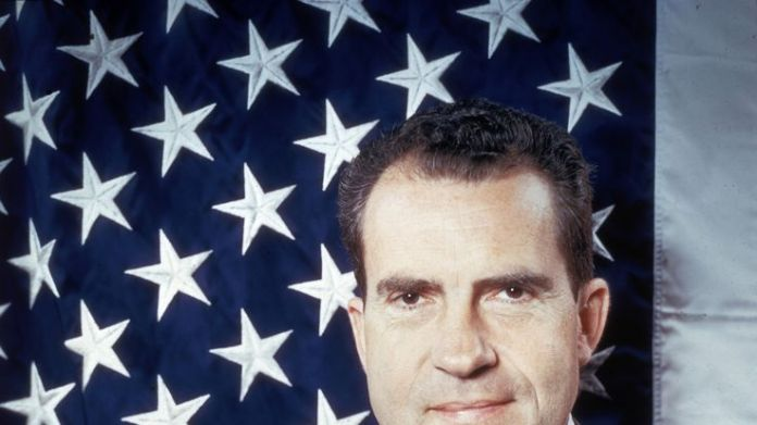 President Richard Nixon developed the 'Madman Theory' to keep adversaries guessing  How can a president be impeached? 1e2c89618f424f326f01d7af42777965bfce8b4f00dffd884e4a7afe0f8c9120 3946771