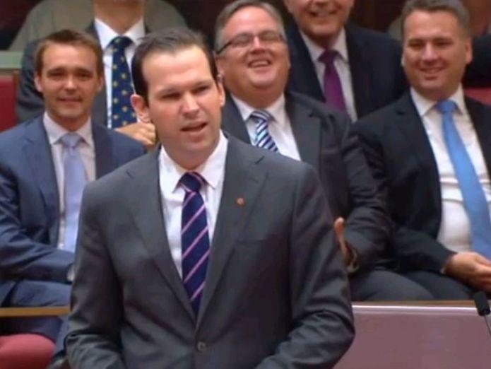 Matt Canavan makes his maiden speech to the Australian Senate Australia's 'Kiwi' deputy PM Barnaby Joyce drawn into dual citizenship crisis Australia's 'Kiwi' deputy PM Barnaby Joyce drawn into dual citizenship crisis 66b04804bc00698e44908071bf968a66449188fb2390cdb92ee1b7645ce79beb 4011062