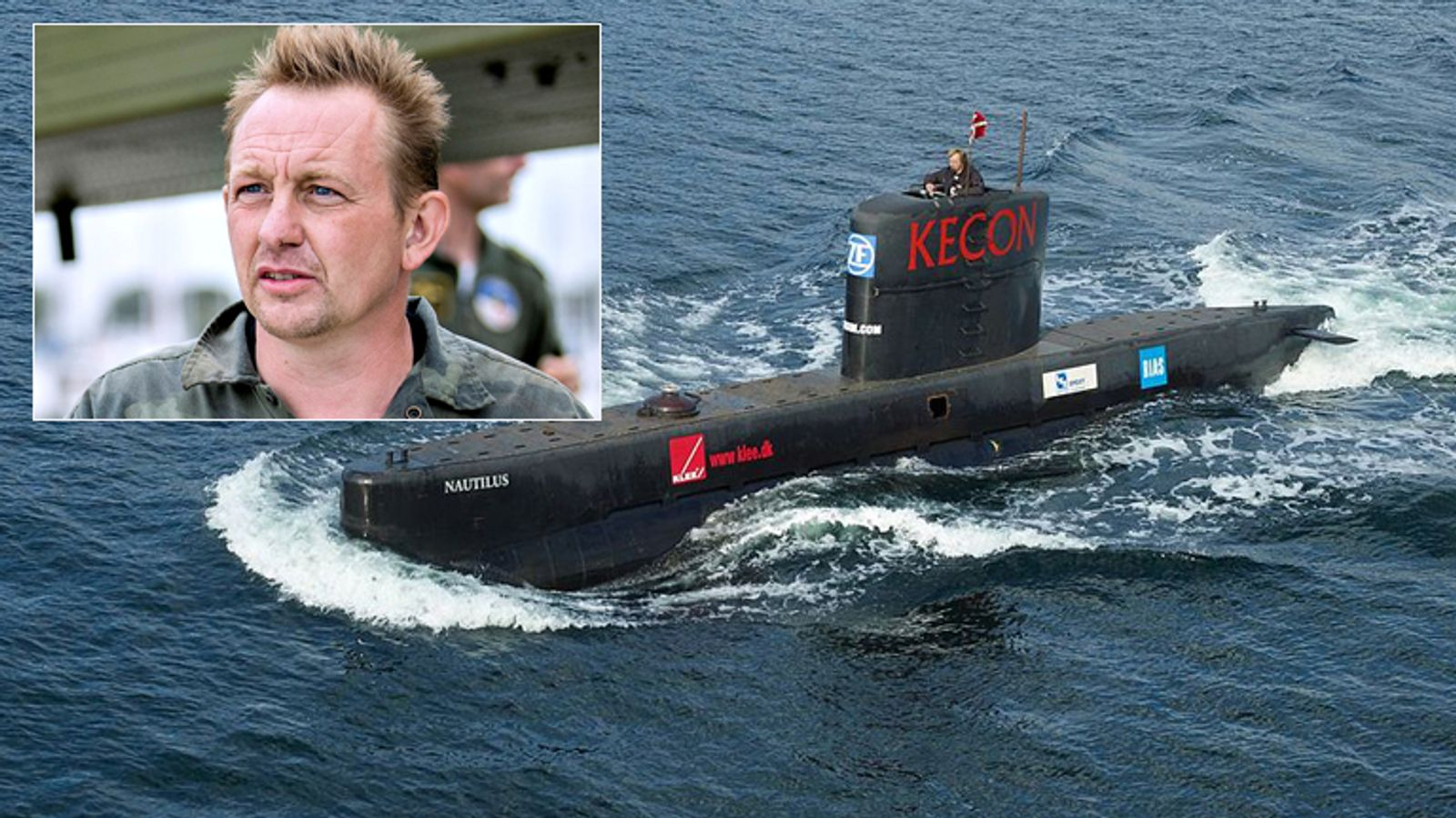 Inventor Rescued From Home Made Submarine Charged With