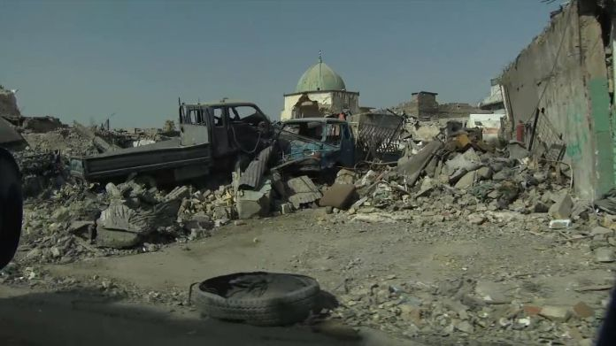 A view from inside Mosul's Old City Iraq forces try to retake Islamic State-held city Tal Afar Iraq forces try to retake Islamic State-held city Tal Afar 6995196ead5691f9d43ec9bb9faa853addd6e3ea3e586445a88e6d724dbcfc62 4064250
