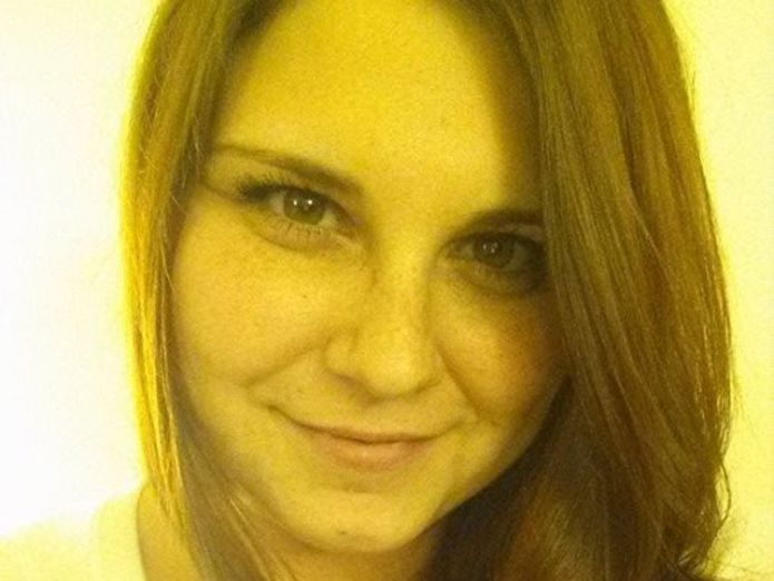 Heather Heyer was killed when she was hit by a car as she crossed a street May and Merkel condemn 'repulsive' far-right protests in Charlottesville May and Merkel condemn 'repulsive' far-right protests in Charlottesville 71c752024e39606c76610b24059982fce511bb388b491c3b1b57db58ab06f879 4072595