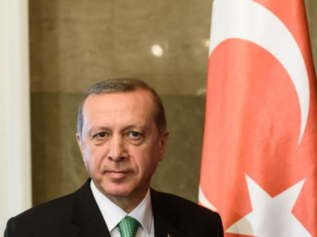 TURKEY - Recep Tayyip Erdogan