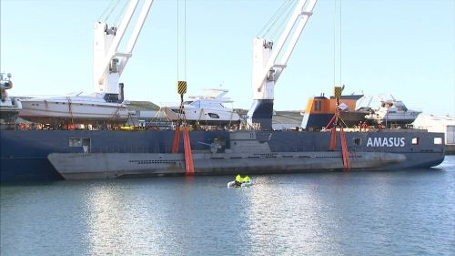 small resolution of german u boat real star of new second world war drama