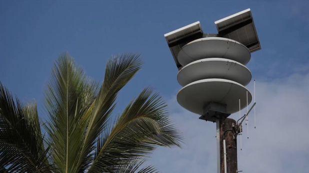 Hawaii tests an attack siren