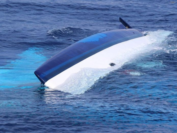 His wife mysteriously vanished after the catamaran sunk Lewis Bennett charged with murdering wife on catamaran off Cuba Lewis Bennett charged with murdering wife on catamaran off Cuba skynews catamaran cuba 4170971