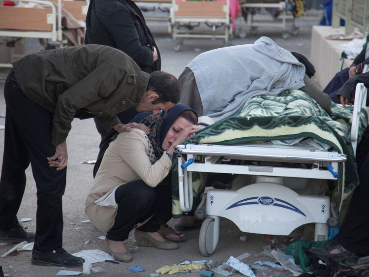 The death toll in Iran alone has surpassed 300 people