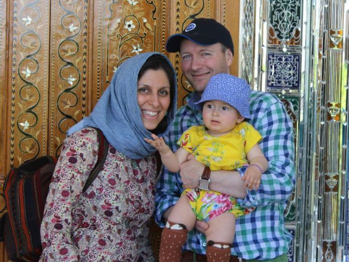 Nazanin Zaghari-Ratcliffe and her family Boris Johnson urged to raise Nazanin Zaghari-Ratcliffe case with Iran Boris Johnson urged to raise Nazanin Zaghari-Ratcliffe case with Iran skynews nazanin zaghari ratcliffe 4163607