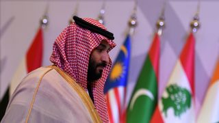 Mohammed bin Salman's power seems unassailable... for now Theresa May swerves women's rights arrests in call with Saudi crown prince Theresa May swerves women's rights arrests in call with Saudi crown prince skynews mohammed bin salman 4194482
