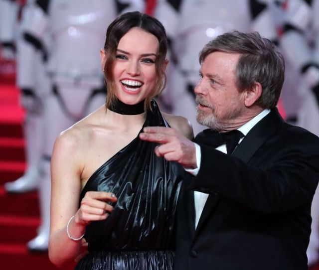 Daisy Ridley And Mark Hamil Praised Carrie Fisher Who Died In December Last Year
