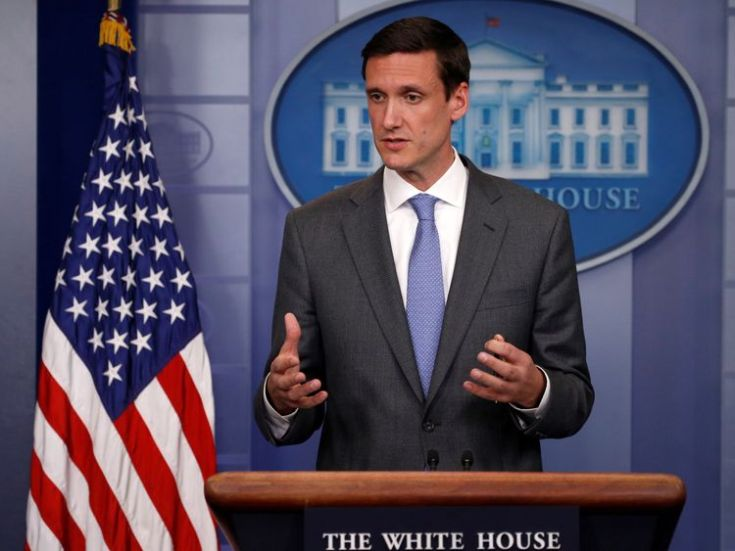 Tom Bossert said the attack was 'widespread' and 'cost billions'