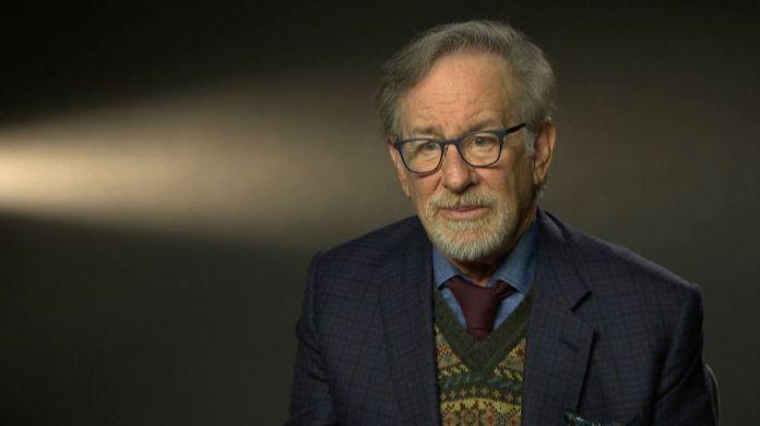 Steven Spielberg UK police receive sexual assault claim from 10th woman UK police receive sexual assault claim from 10th woman skynews steven spielberg director 4203355