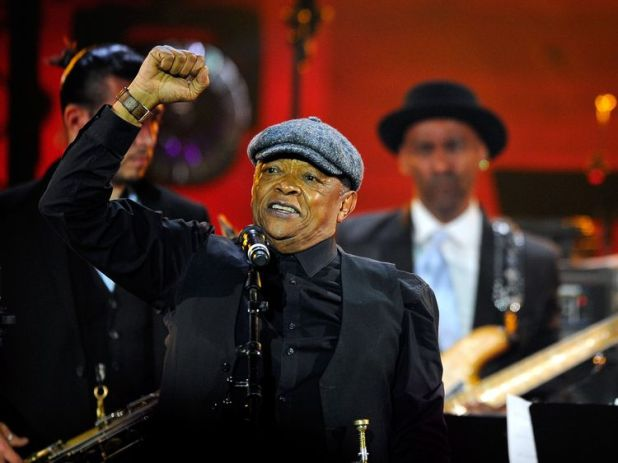 Hugh Masekela was well-known for his anti-apartheid songs