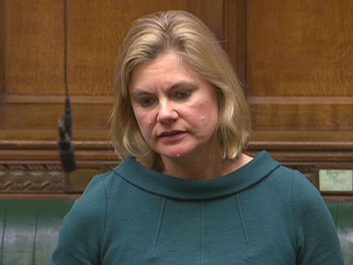 justine greening A failure of the Heathrow expansion could cost taxpayers 'billions of pounds' A failure of the Heathrow expansion could cost taxpayers 'billions of pounds' skynews justine greening 4207879