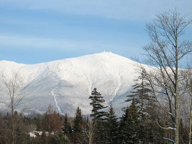 A file picture of Mount Washington in winter. Pic: Wikicommons/wwoods