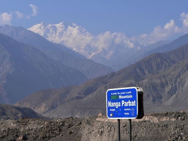 Nanga Parbat has been dubbed Killer Mountain