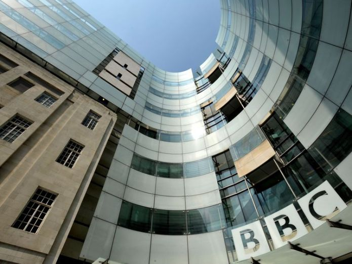 BBC New Broadcasting House  Where are the women? BBC's 10 best-paid stars are still men skynews new broadcasting house 4214926