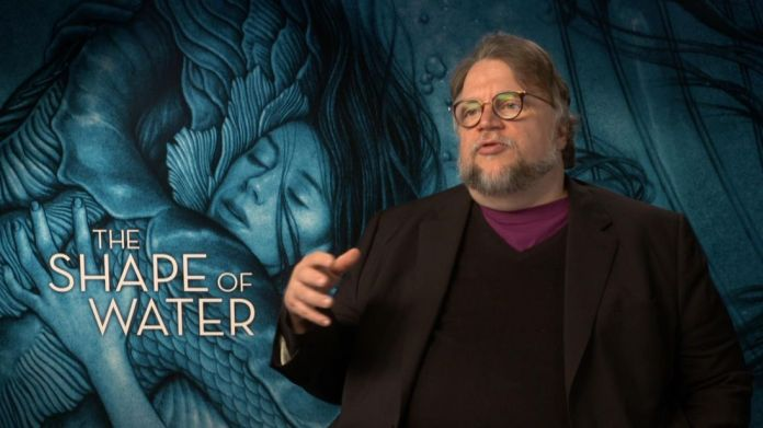 Guillermo del Toro Oscar hopeful The Shape Of Water sued over plagiarism allegations Oscar hopeful The Shape Of Water sued over plagiarism allegations skynews guillermo del toro 4224222