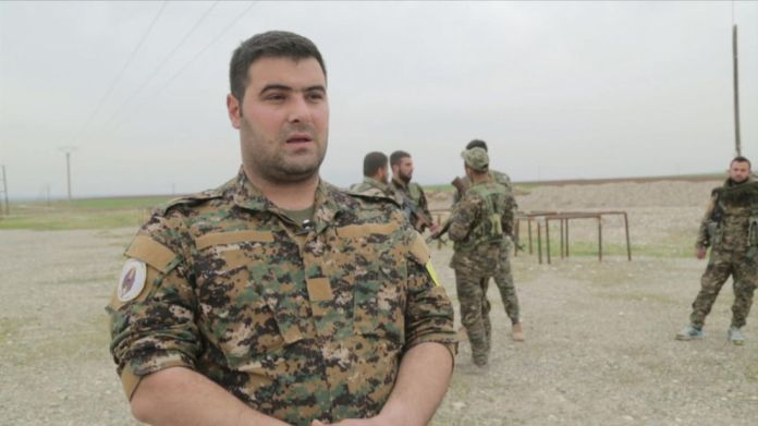 Kino Gabriel confirmed the men were trying to escape to Turkey We're 'working with US' to bring IS 'Beatles' to justice We're 'working with US' to bring IS 'Beatles' to justice skynews sdf beatles 4228812