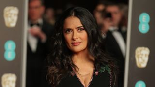 Salma Hayek is an advocate of women's rights Spotify drops R Kelly from playlists amid #MuteRKelly backlash Spotify drops R Kelly from playlists amid #MuteRKelly backlash skynews bafta salma hayek times up 4234859